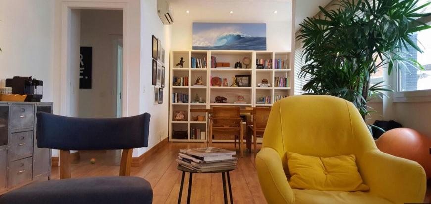 Temporada - Apartamento na quadra da praia em Ipanema